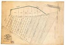 H. S. Harris 1884 Hill, Patterson, Mass Central  Railroad, Fitchburg Railroad, Belmont 1890c Survey Plans