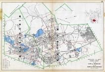 Index Map - Woburn and Winchester, Middlesex County 1906 Vol 2