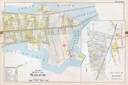 Plate 010 - City of Salem, Ward 2, Salem - Marblehead - Peabody - Danvers 1897