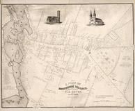Brunswick 1846 Town Or City Map Geocode