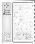 Index Map 1, Alcona County 2003