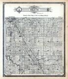 Heath Township, Hamilton, Allegan County 1913 Published by Geo. A. Ogle & Co