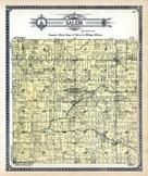 Salem Township, Burnips Corner, Allegan County 1913 Published by Geo. A. Ogle & Co