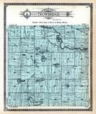 Trowbridge Township, Baseline Lake, Minkler Lake, Allegan County 1913 Published by Geo. A. Ogle & Co