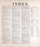 Index, Bay County 1916