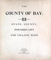 Title Page, Bay County 1916
