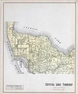Crystal Lake Township, Frankfort, Lake Michigan, Benzie County 1901