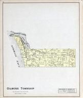 Gilmore Township, Frankfort Harbor, Lake Michigan, Betsie River, Benzie County 1901