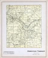 Homestead Township, Honor, Turtle Lake P.O., Benzie County 1901