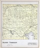 Inland Township, Grass Lake, Turtle Lake, Benzie County 1901