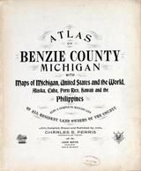 Title Page, Benzie County 1901