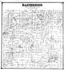 Bainbridge Township, Millburg, Pipestone Lake, Berrien County 1873