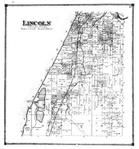 Lincoln Township, Stevensville, Berrien County 1873