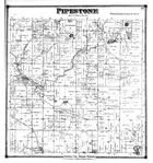 Pipestone Township, Eau Claire PO, Pleasant Valley PO, Berrien County 1873