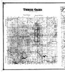 Three Oaks, Royalton and Sodus - Left, Berrien County 1873