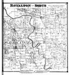 Three Oaks, Royalton and Sodus - Right, Berrien County 1873