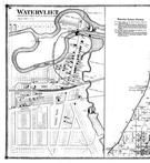 Watervliet, Lake - Left, Berrien County 1873