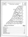 Index Map - Table of Contents, Berrien County 2005