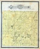 Bath Township, Park Lake, Rose Lake, Clinton County 1896