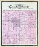 Bingham Township, St. Johns, Clinton County 1896