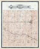 Dallas Township, Fowler, Clinton County 1896