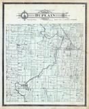 Duplain Township, Elsie, Maple River, Clinton County 1896