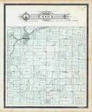 Essex Township, Maple Rapids, Clinton County 1896