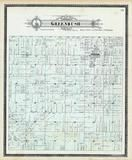 Greenbush Township, Eureka, Union Home P.O., Clinton County 1896