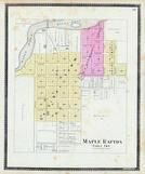 Maple Rapids, Clinton County 1896