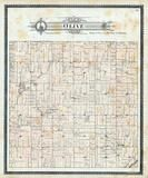 Olive Township, Rew P.O., Alward, Muskrat Lake, Clinton County 1896