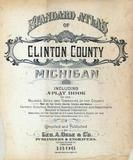 Title Page, Clinton County 1896
