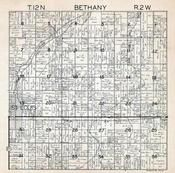 Bethany Township, St. Louis, Gratiot County 1940c