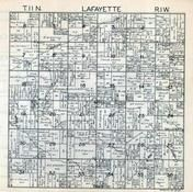 Lafayette Township, Langport, Rathbone, Galloway, Edgewood, Gratiot County 1940c