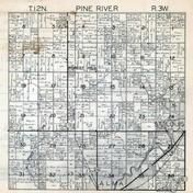 Pine River Township, Forest Hill, Alma, St. Louis, Gratiot County 1940c