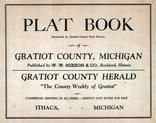 Title Page, Gratiot County 1940c
