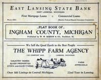 Title Page, Ingham County 1939c