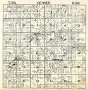 Denver Township, Leaton, Delwin, Tomkinsville, Salt River, Wise, Isabella County 1929