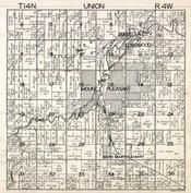 Union Township, Mount Pleasant, Longwood, Isabella City, Chippewa River, Isabella County 1929