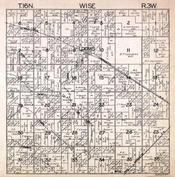 Wise Township, Loomis, Salt River, Kittenbeck Creek, Kinney Creek, Herrick, Isabella County 1929