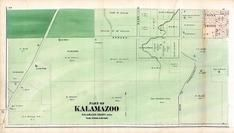 Kalamazoo 8, Kalamazoo County 1873 Published by F. W. Beers