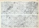 Houghton County - Elm River, Portage, Laird, Giddings, Pearce, Alston, Michigan - Northern 1900