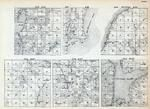 Houghton County - T. 55 R. 32 and 33, Stanton, T. 54 R. 33, 34 and 35, Portage Lake, Michigan - Northern 1900