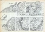 Houghton County - T. 55 R. 33, 34 and 35., T. 56 R. 32 and 33, Michigan - Northern 1900