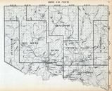 Index Map - Iron County, Michigan - Northern 1900