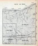 Index Map - Luce County , Michigan - Northern 1900