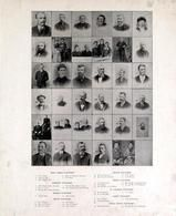 Allen, Teft, Wetmore, Wells, Loder, Fick, Douville, Compo, West, Merz, Lacker, Whaley, Miner, Gibson, Saginaw County 1896