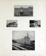 Coleman's Livery and Undertaking, Schemm, Old Brewery, Saginaw County 1896