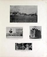Martin Maple Farm, Lockwood, Masonic Temple, Geer and Son's Insurance Agency, Saginaw County 1896