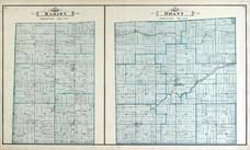 Marion Township, Brant Township, Marion Springs, Potato Creek, Leutz, Miner, Saginaw County 1896