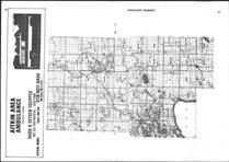 Index Map, Aitkin County 1975